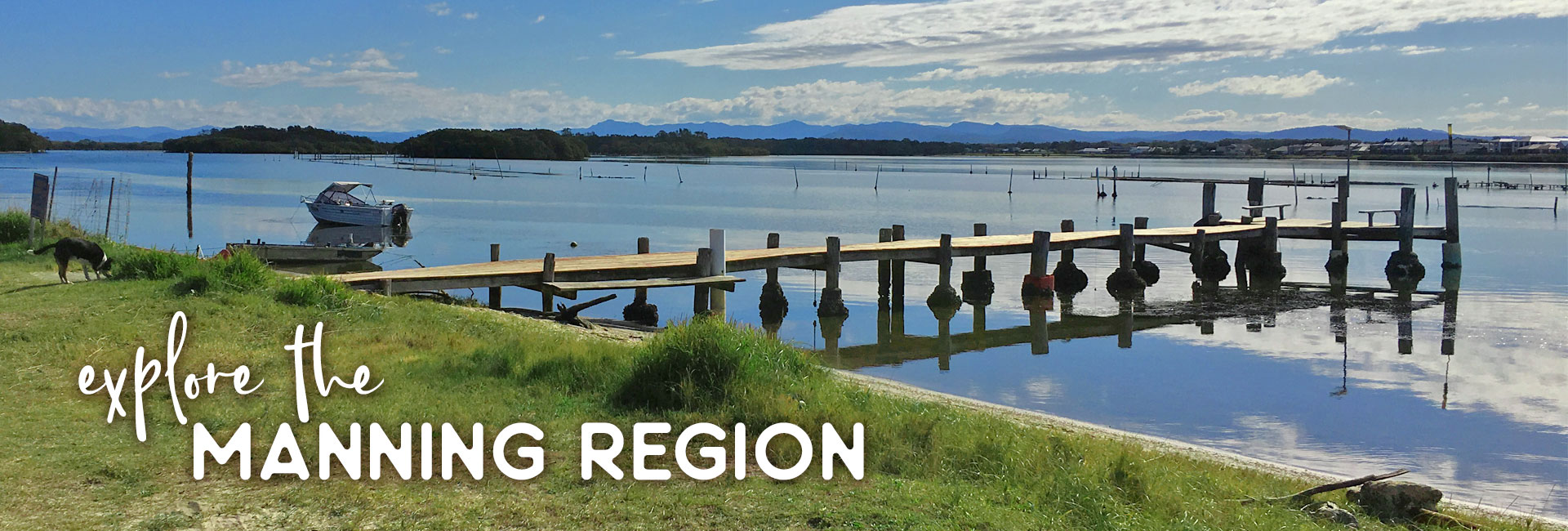 explore the Manning region
