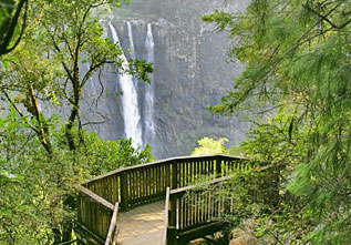 Ellenbourough Falls