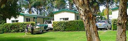 Cabins at Weeroona
