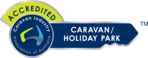 Caravan Holiday park accredited